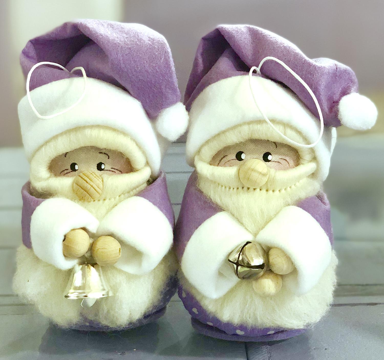 Babbo Natale ripieno di lavanda (CAD)