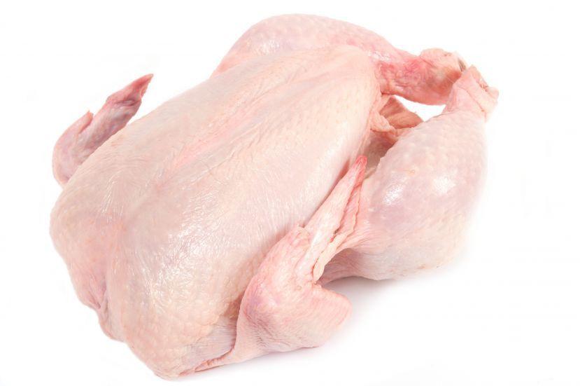 4 Lb (aprox.) Pollo Entero Congelado - Frozen Whole Chicken - Frango todo limpo- Poulet Entier (frhfaf)