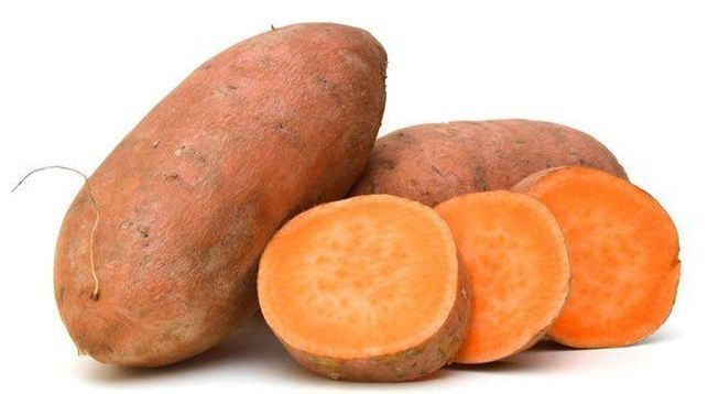 1 Lb. Sweet Potato Orange* - Camote (o)