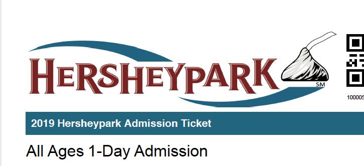 Summer Senior Admission Ticket (55-69)
