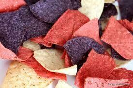 Tortilla Chips w/Salsa