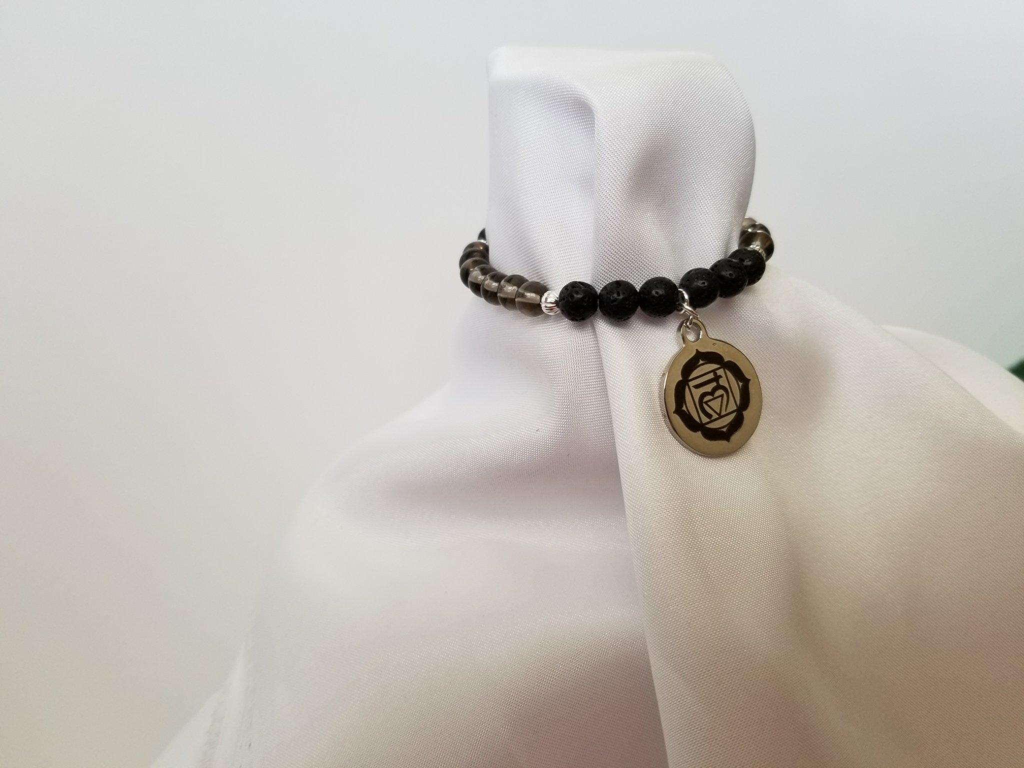 Root Chakra Diffusing Bracelet 00025