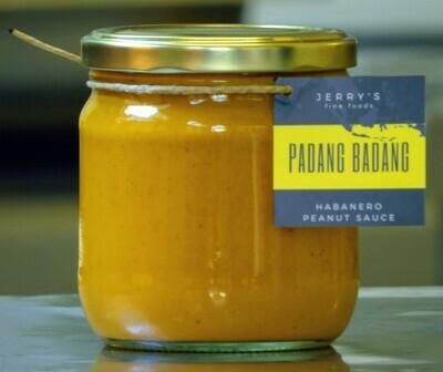 Padang Badang - 425ml - Chili Lime Peanut Sauce