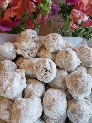 Greek Wedding Cookies