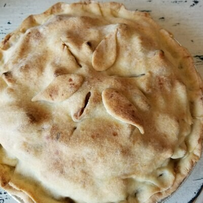 Apple Pie -- Gluten Free