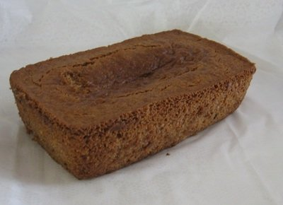 Zucchini Bread -- Gluten Free
