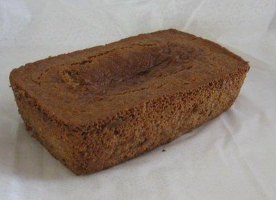 Apple Pecan Bread -- Gluten Free