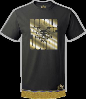 Men's Behold Lion of Judah
