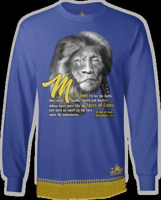 Lion Face of GAD