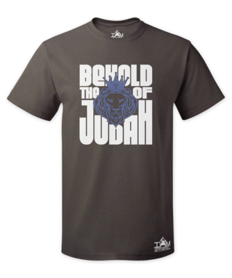 Men's Behold The Lion Of Judah T-Shirt