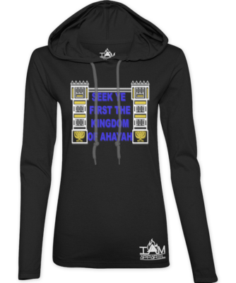 Women's Kingdom Of Ahayah Hoodie