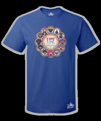 12 Tribes Image Men's  Short Sleeved T-shirt