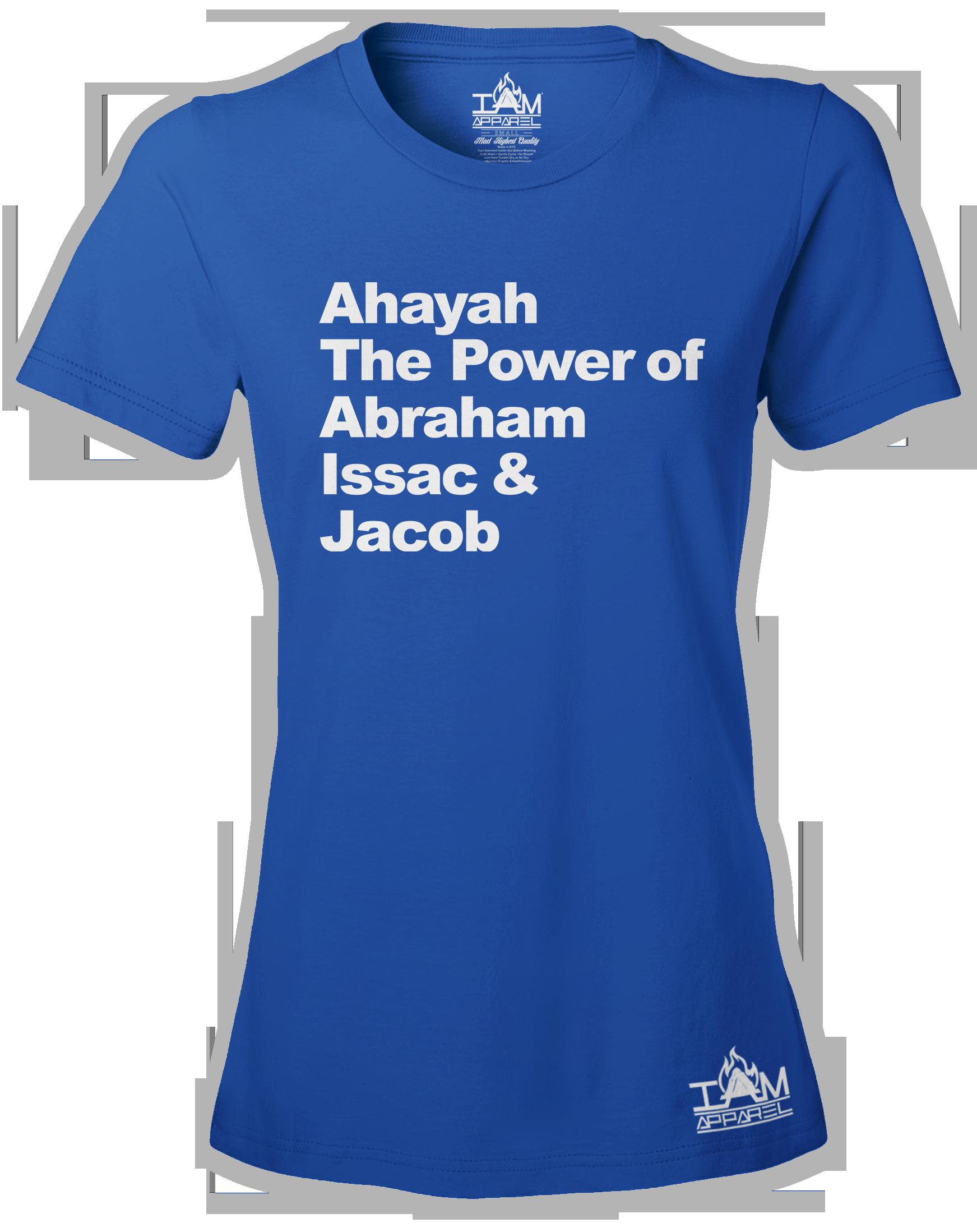 Women's Most High Power Text Short Sleeved T-shirt 00143