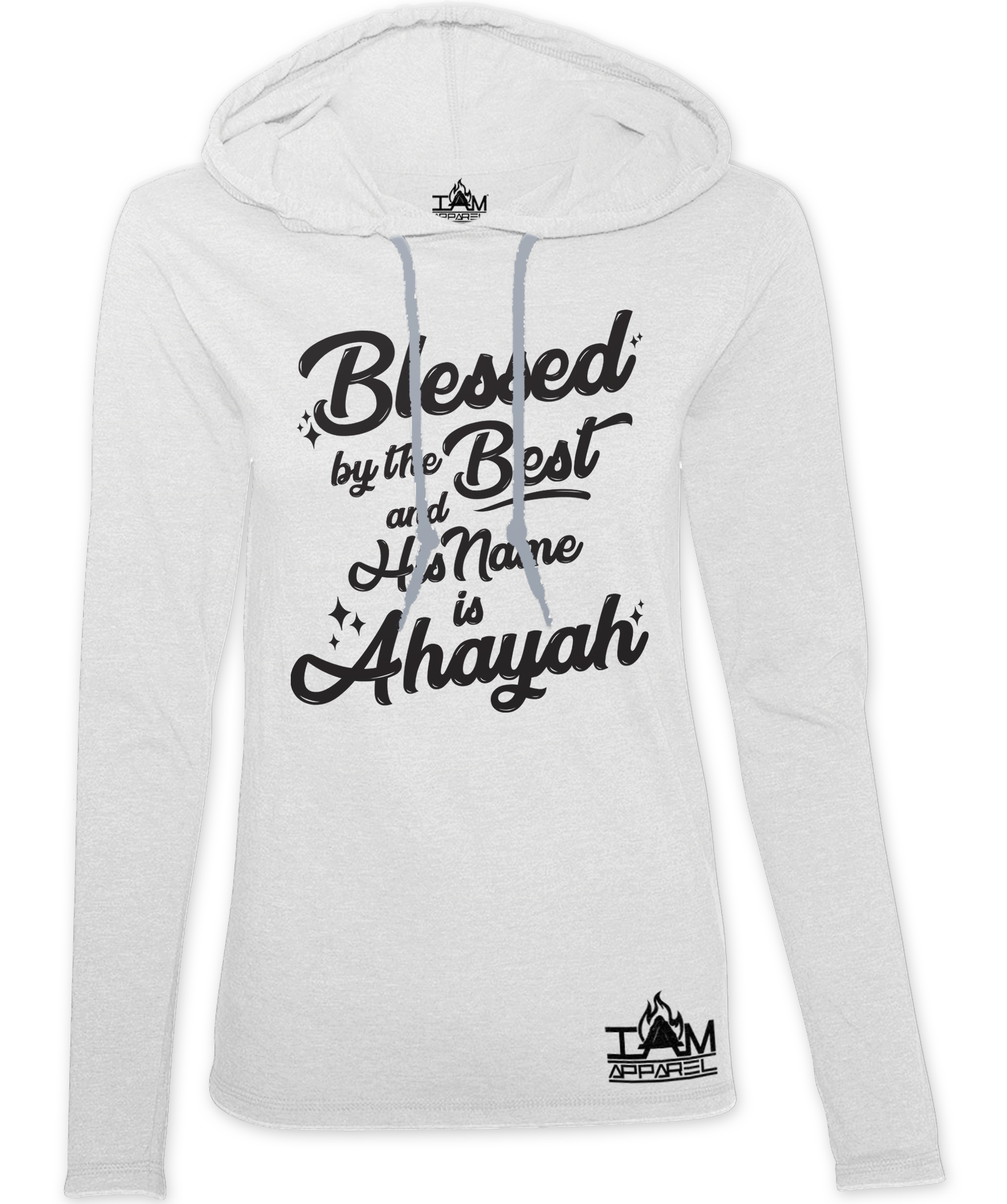 """Women's """"Blessed By The Best"""" Hoodie"""