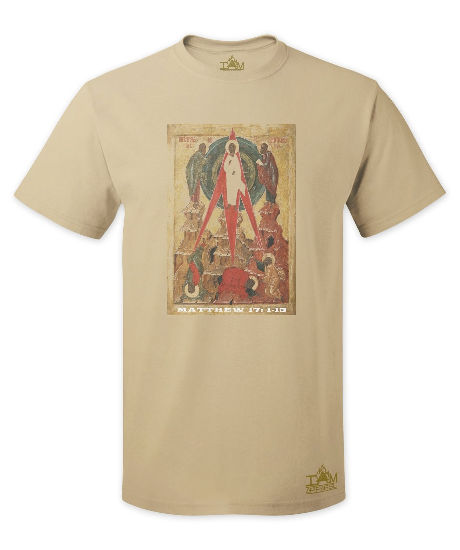 The Transformation Men's  Short Sleeved T-shirt