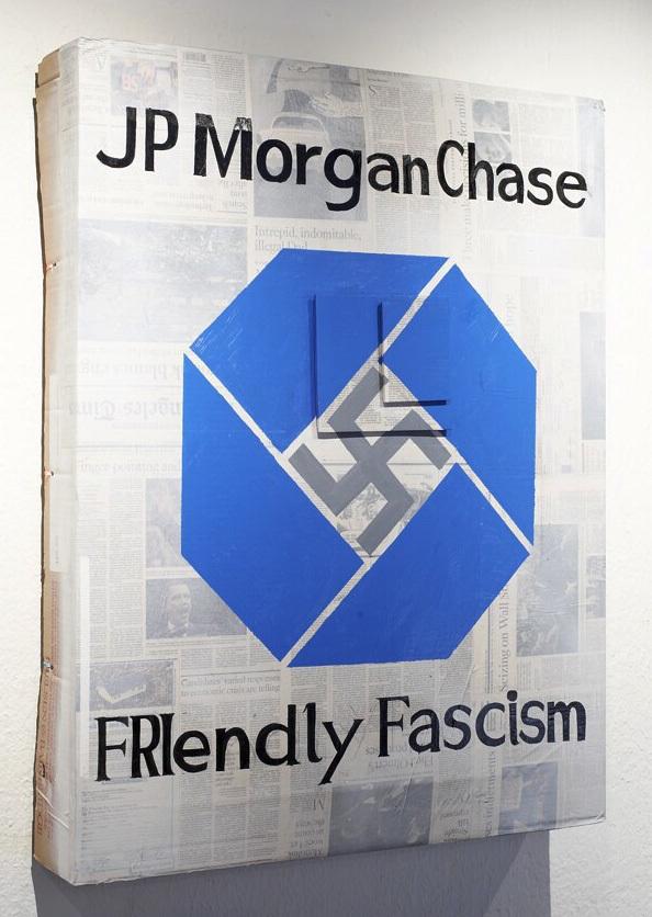 JP Morgan Chase Corruption