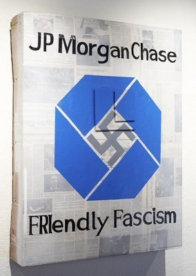 JP Morgan Chase Corruption