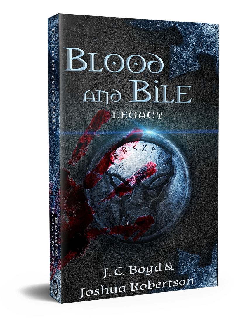 Blood and Bile - Paperback 00006