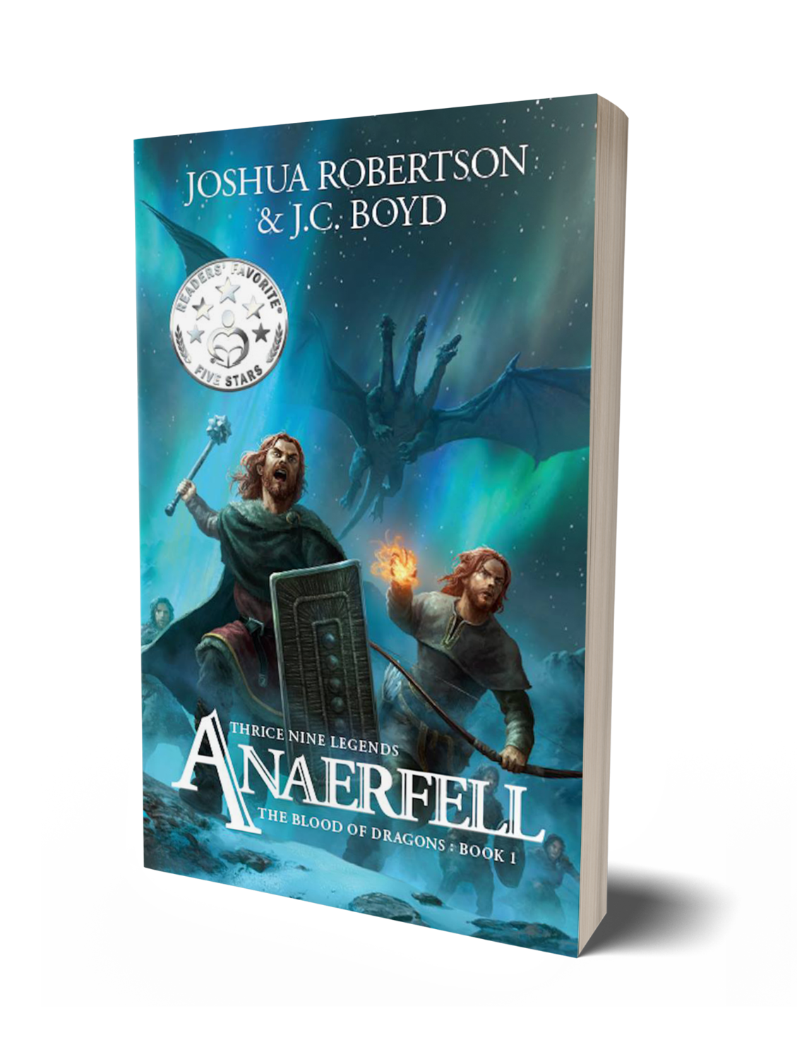 Anaerfell - Paperback