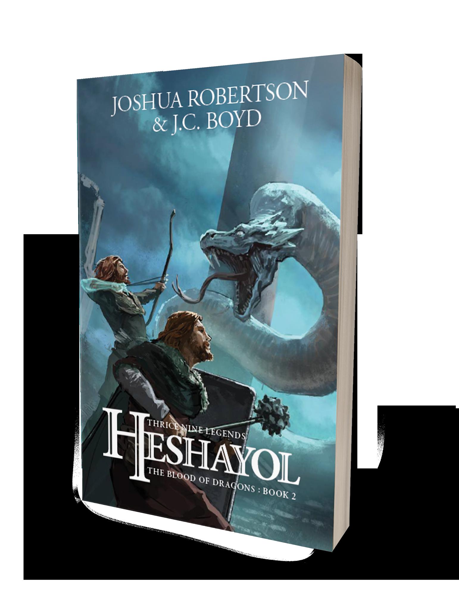 Heshayol - Hardback 00013