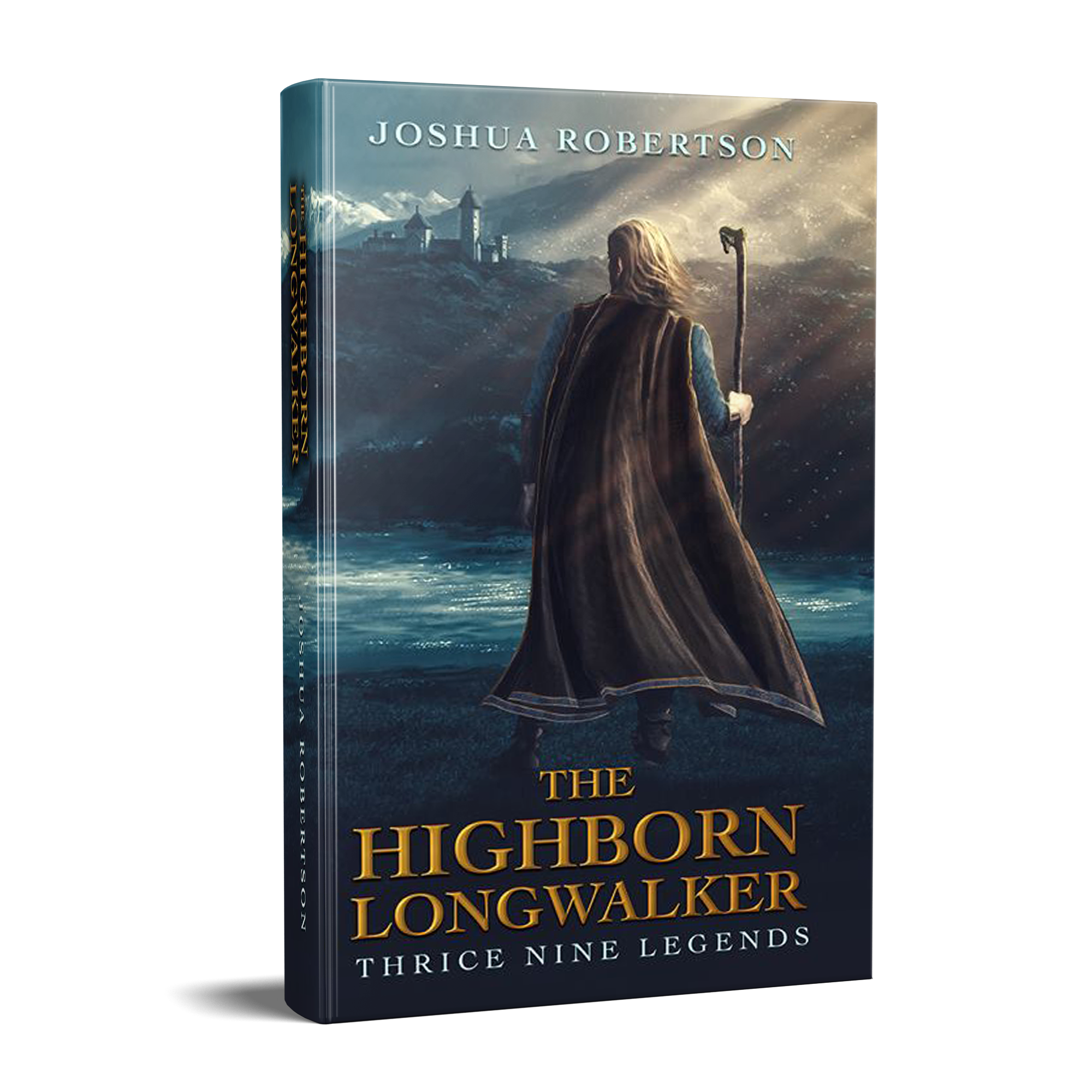 The Highborn Longwalker - Hardback 00008