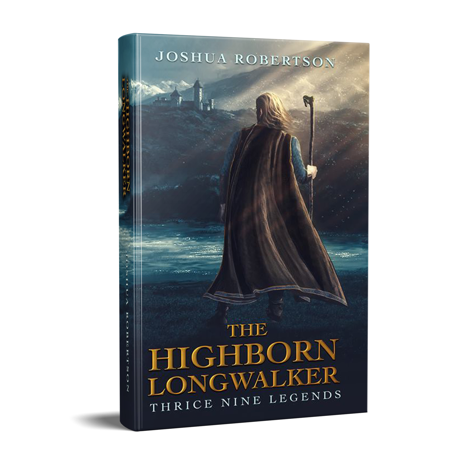 The Highborn Longwalker - Paperback
