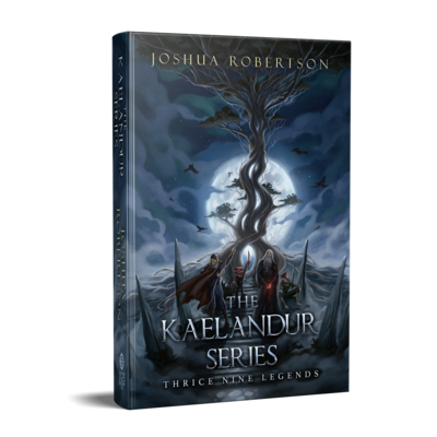 The Kaelandur Series - Hardback
