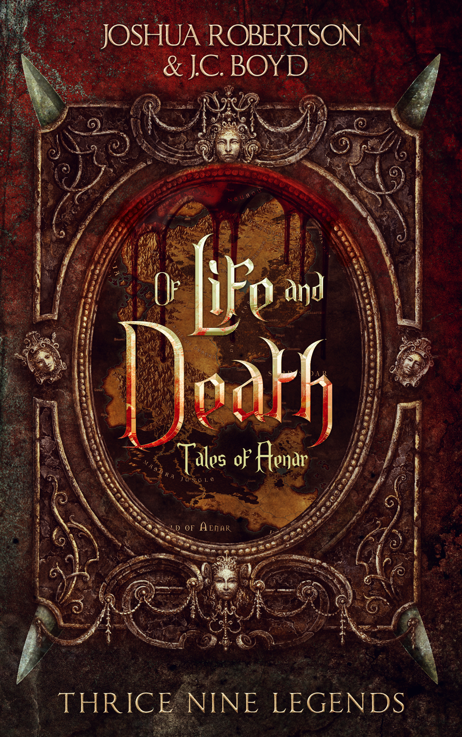 Of Life and Death - Paperback 00010