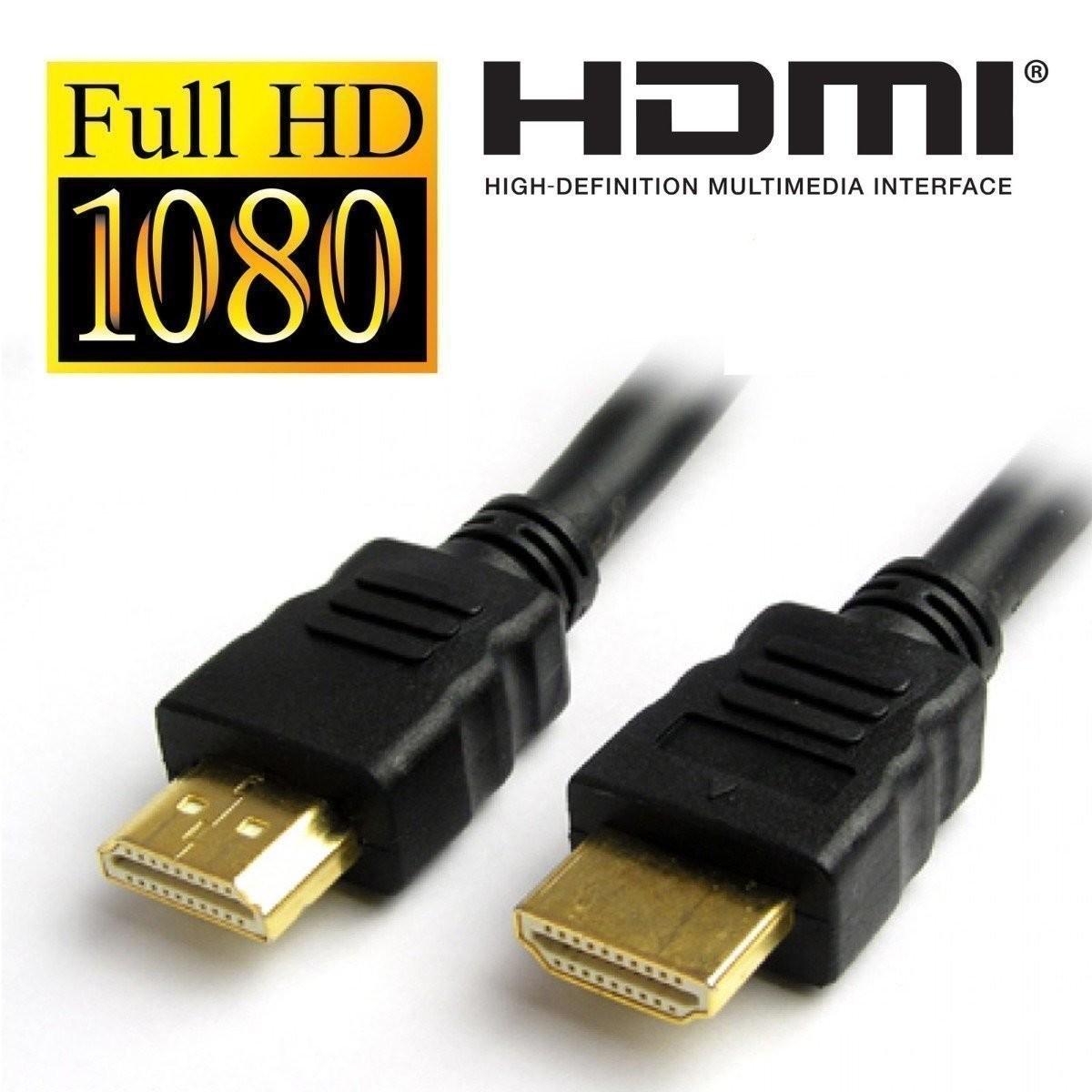 Haze 3 Meter HDMI Cable, PVC, Black