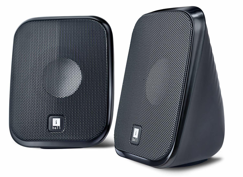 iBall Decor 9 Multimedia 2.0 Speakers