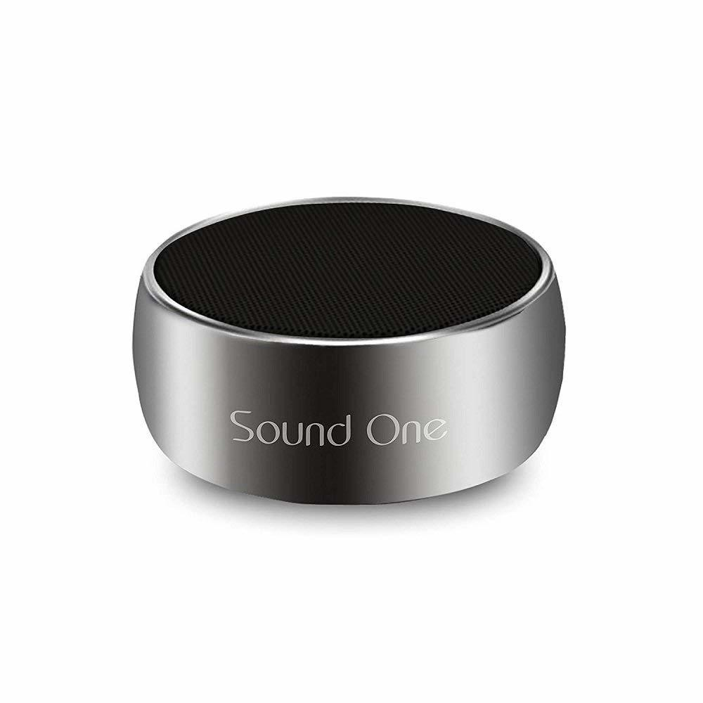 Sound One Rock Bluetooth Speaker Silver