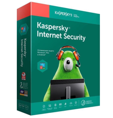 3 User, 1 Year, Kaspersky Internet Security