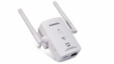 Digisol DG-WR3001NE 300Mbps Wireless Repeater