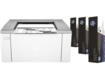 HP LaserJet Ultra M106w Printer
