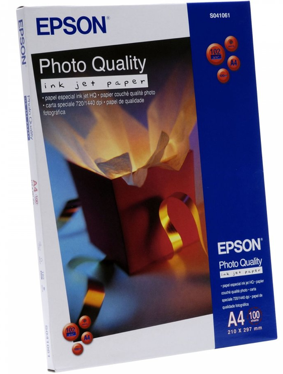 Epson Photo Paper A4 Pack of 100, 102gm