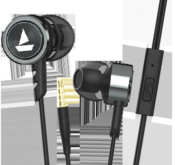 f385de85fee boAt BassHeads 122 Wired Earphone, Gun Metal, Rs.370