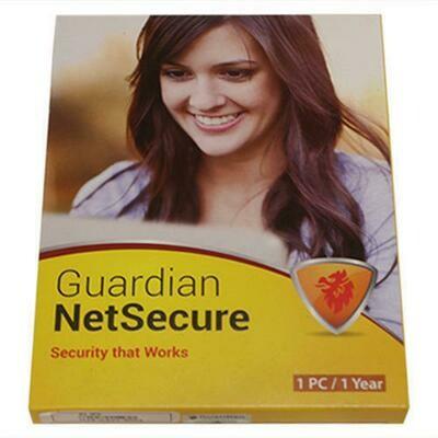 Guardian NetSecure Antivirus, 2019, 1 User, 1 Year