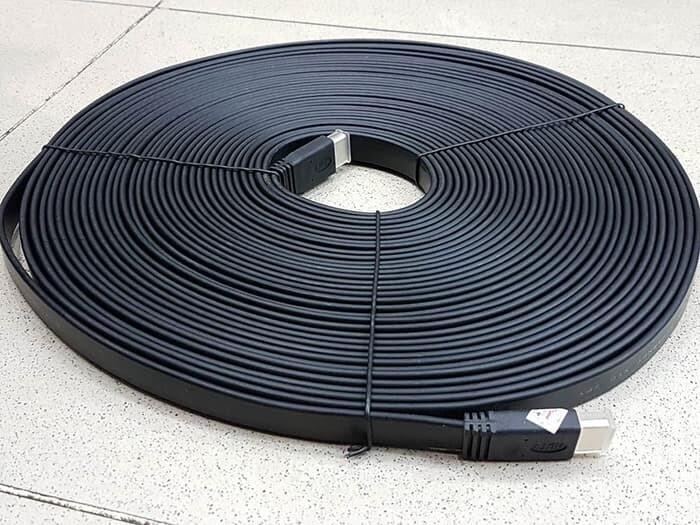 Haze 20 Meter HDMI Flat Cable