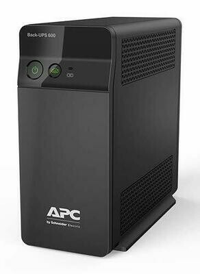 APC Back-UPS 600, 230V without Auto Shutdown Software