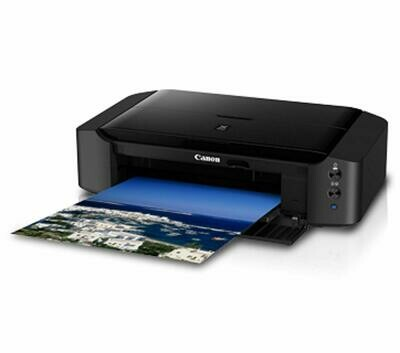 Canon IP8770 Colour WiFi Single-Function Inkjet Printer