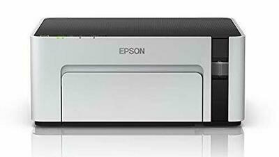 Epson M1120 EcoTank Monochrome Wi-Fi Ink Tank Printer White
