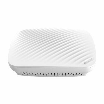 Tenda i9 Wireless 300Mbps Ceiling Mountable Access Point up to 25 Users by Tenda