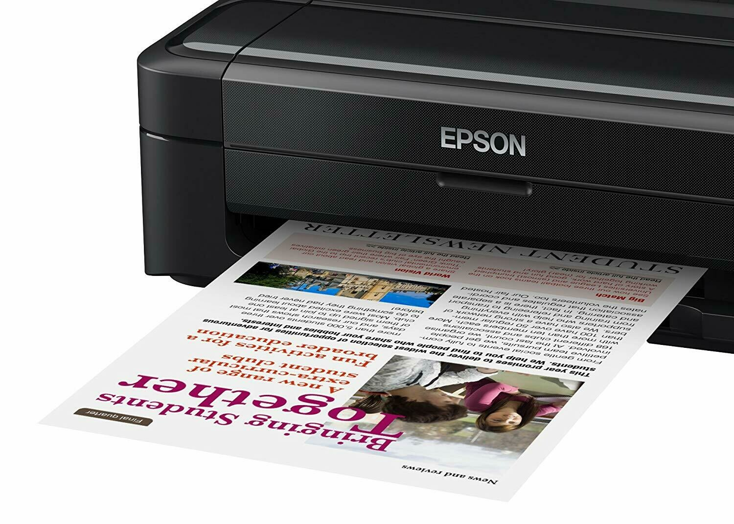Epson L130 Color Single Function Ink tank Printer, Rs 6400