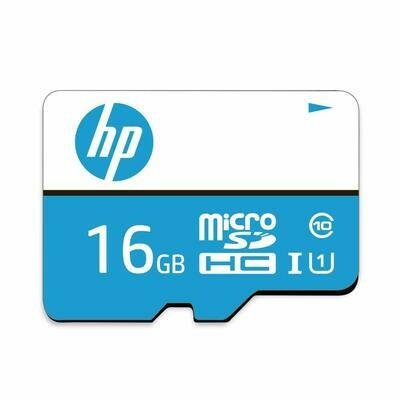 HP 16GB Memory Card, Class 10, Micro SD