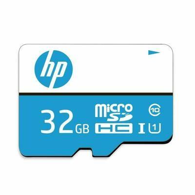 HP 32GB Memory Card, Class 10, Micro SD