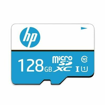HP 128GB Memory Card, Class 10, Micro SD
