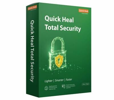 3 User, 3 Year, Quick Heal Total Security