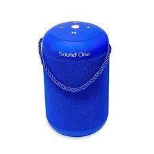 Sound One Bluetooth Speaker-Drum-Blue
