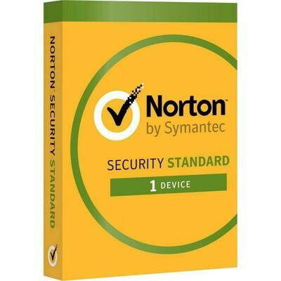 Norton Security Standard, 1 Device, 12 months
