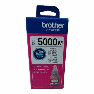 Brother ink Bottle, BT5000M, Magenta